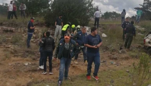 El incidente fue reportado al servicio de emergencias 911.